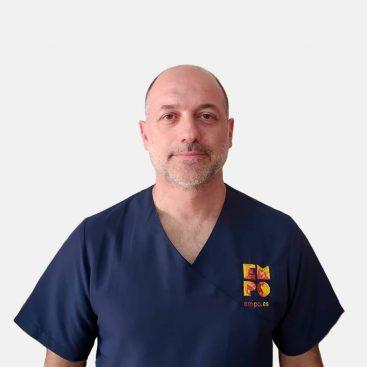 Osteópata y posturólogo Antonio Arcos Contreras