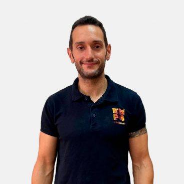 Dietista Alejandro Alonso Carbayo